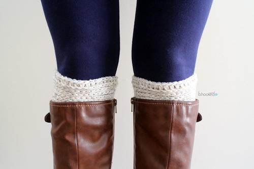 2-Hour Ribbed Boot Cuffs