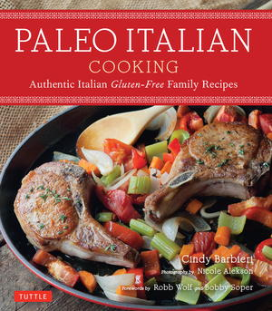 Paleo Italian Cooking Cookbook