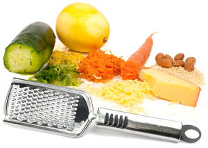 Nature's Kitchen Cheese Grater