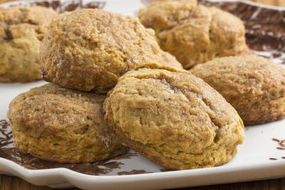 EDR Sweet Potato Biscuits
