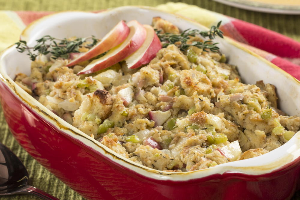 Rustic Herb Stuffing | EverydayDiabeticRecipes.com