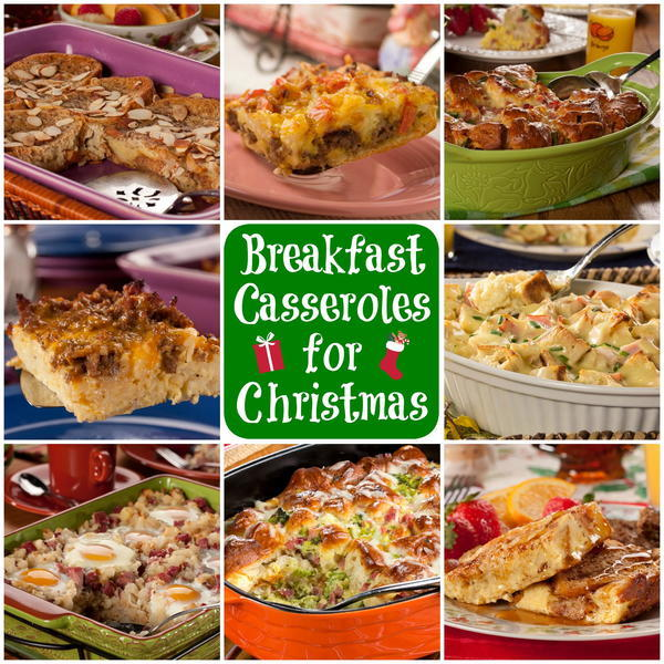 Christmas Casseroles