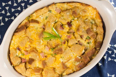 The-Night-Before Breakfast Casserole