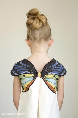 Girls' Butterfly Tunic