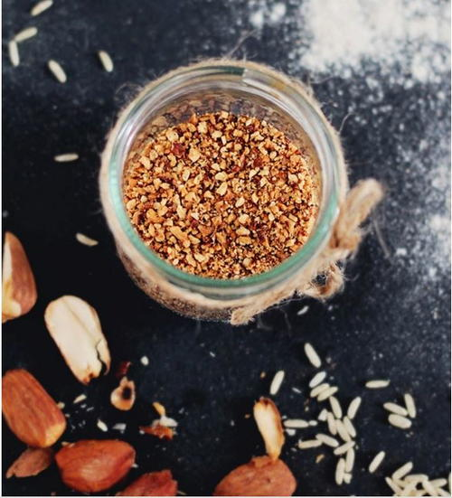 Almond and Rice Anti-Aging Daily Cleanser