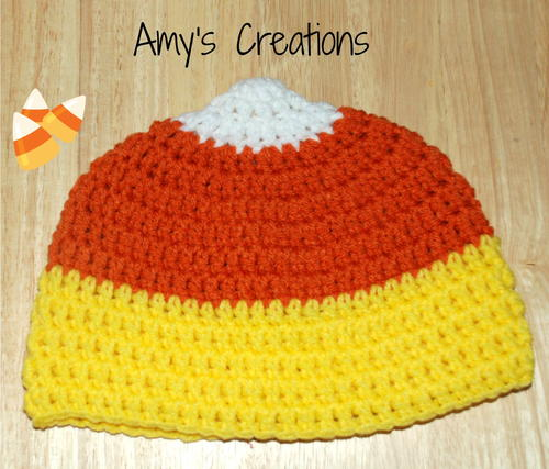 Candy Corn Hat