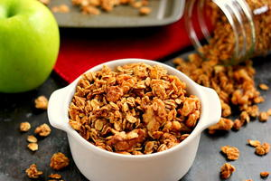 Apple Pie Granola Recipe