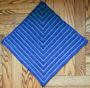 Adjustable Mitered Square Pet Blanket