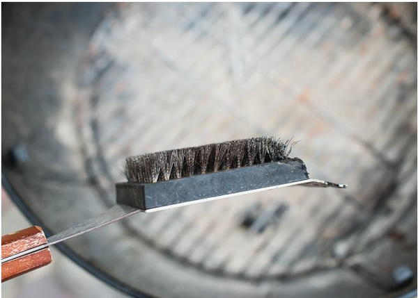 How to Clean Your Grill the Natural Way