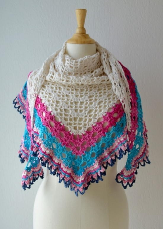 Its a Sunny Day Shawl