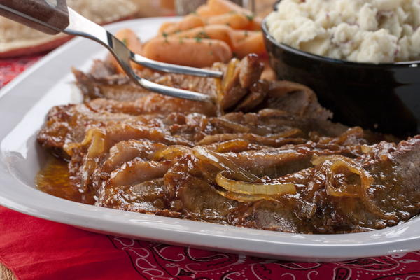 Wagon Train Pot Roast