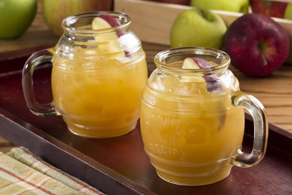 Apple Honey Cooler