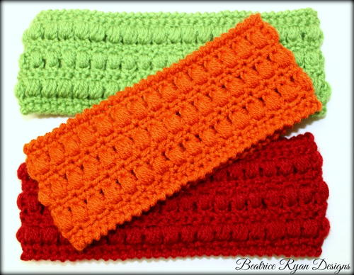Whimsical Warmth Headband