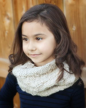 Luxuriously Soft Knit Cowl