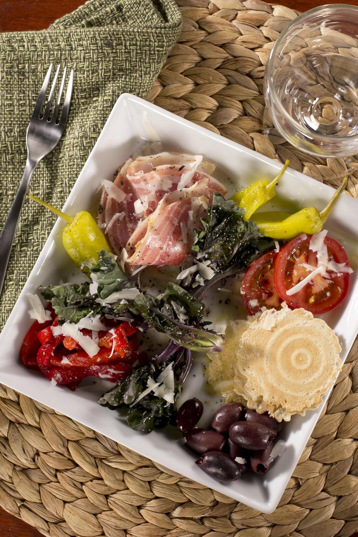 Tuscan Antipasto Mrfood Com