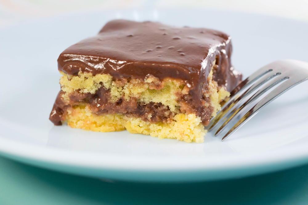 Old Fashioned Pudding Poke Cake Recipelion Com