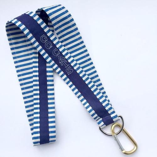 Sports Supporter Lanyard