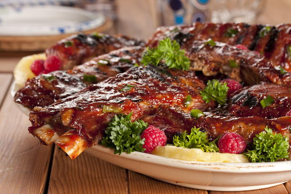 Tropical Ribs