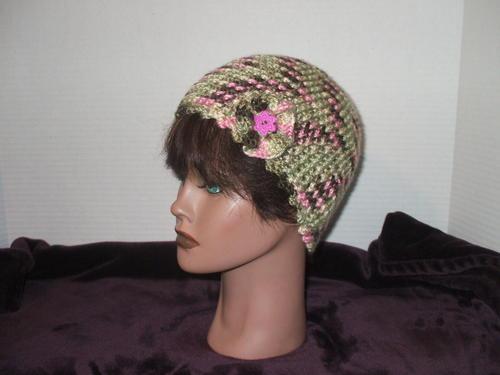Crochet Puff Stitch Newsboy Pattern · Front Post Double Crochet Hat 5ab586df7f6a