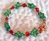 """6 Fun and Free Christmas Jewelry Projects"" eBook"