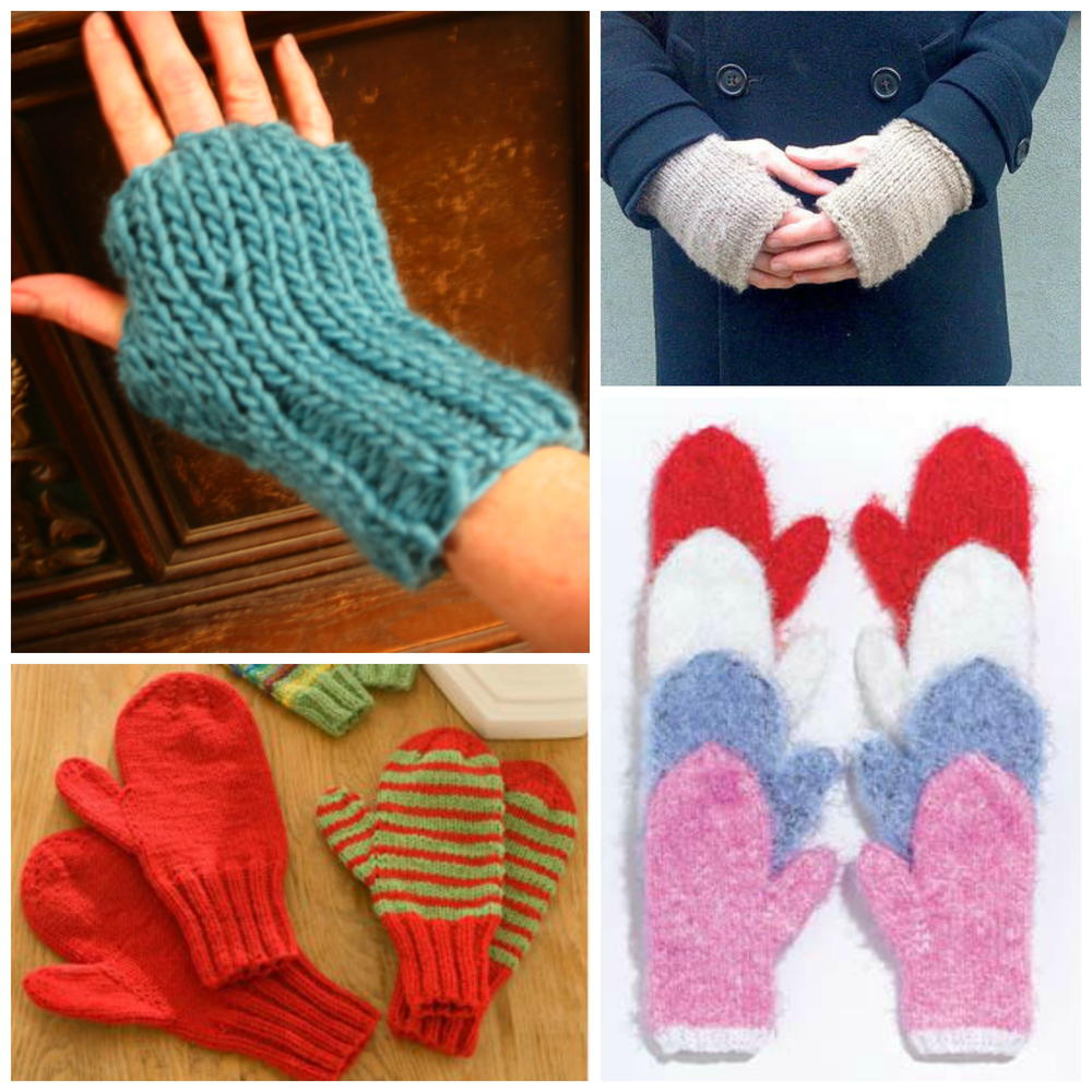 16 Free Knitting Patterns For Mittens Favecrafts Com