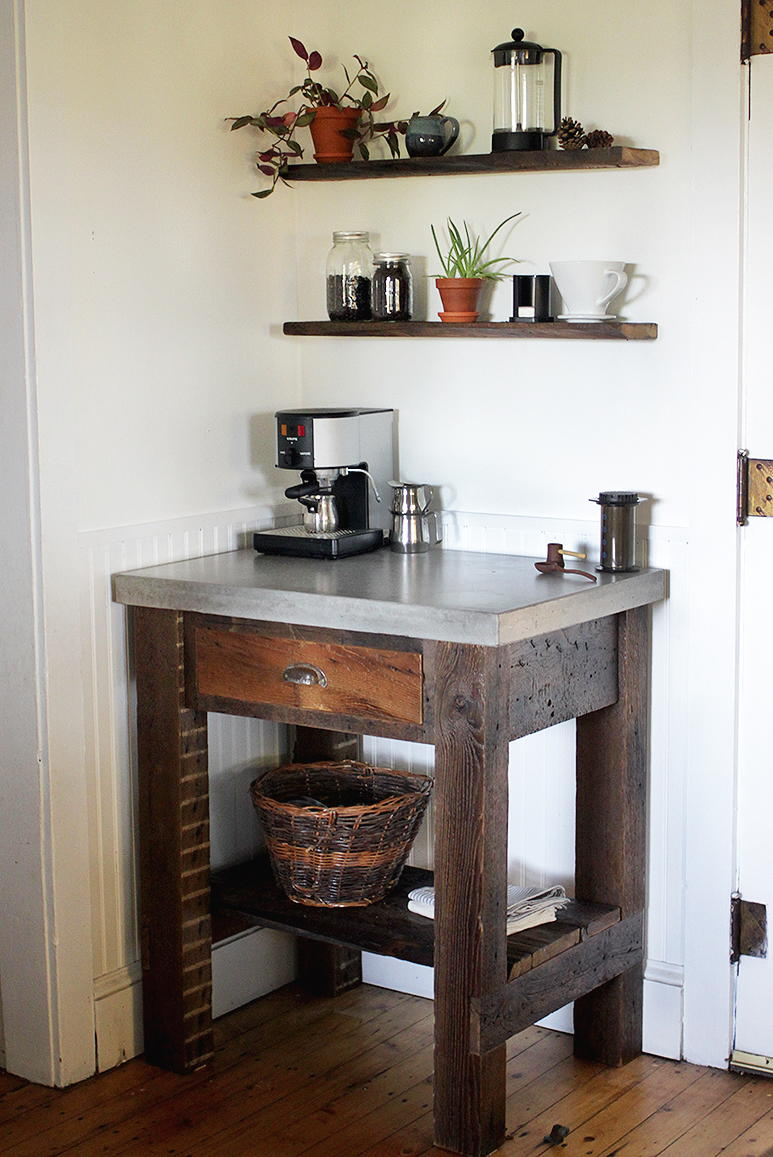 Bdg Style Idaho Project Kitchen: Cool Beans Coffee Bar