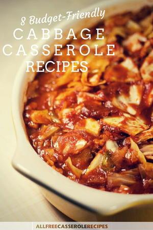 Budget-Friendly Cabbage Casserole Recipes