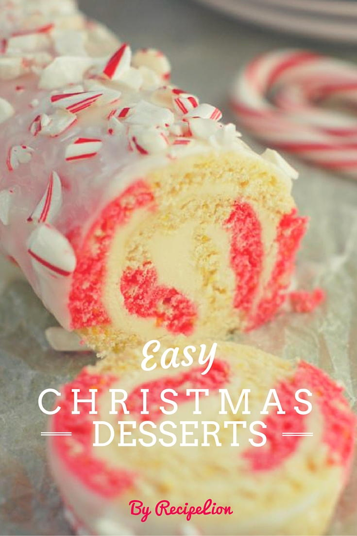 42 Christmas Dessert Ideas