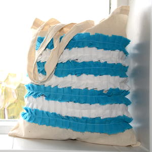Cornishware DIY Tote Bag