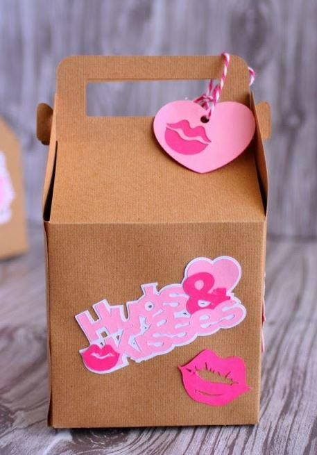 Valentine Party Craft Ideas