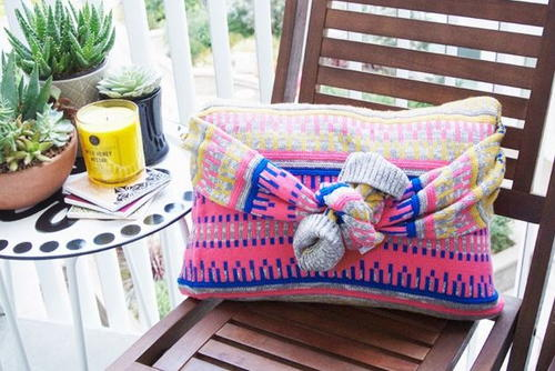 Upcycled Sweater Crafts