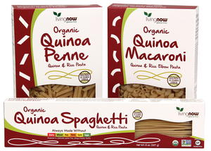 Living NOW Foods Quinoa Pasta Prize Pack