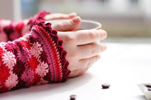 Catherine Wrist Warmers