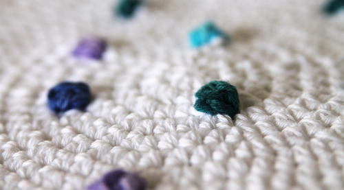 Sprinkle Crochet Potholders