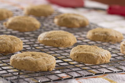 EDR 3 Ingredient Peanut Butter Cookies