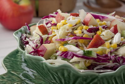 EDR Apple Cider Slaw