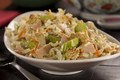 EDR Asian Turkey Cabbage Slaw