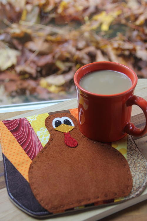 Gobble Hot Pad Pattern