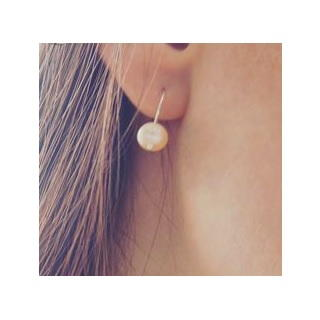 Simply Stunning DIY Pearl Earrings