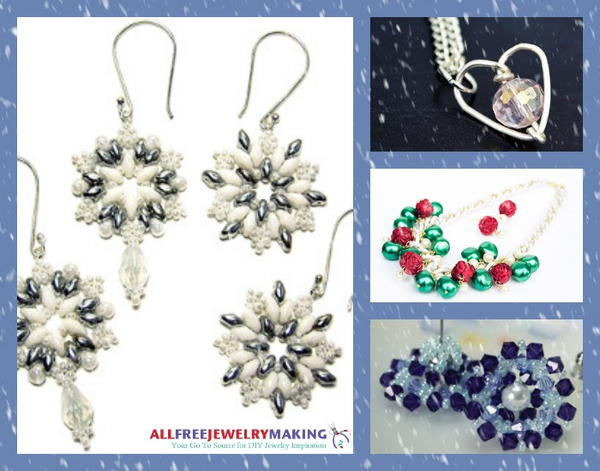 Winter Fashion: Jewelry Making Tutorials for Winter