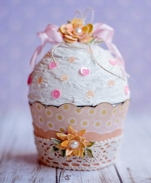 Cute and Creative DIY Cupcake Box