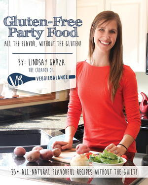 Gluten Free Party Food Cookbook