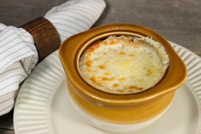 Copycat Applebees French Onion Soup
