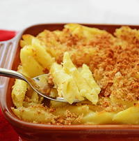 Old-Fashioned Southern Macaroni and Cheese