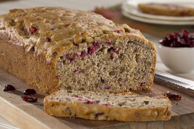 Cape Cod Cranberry Loaf