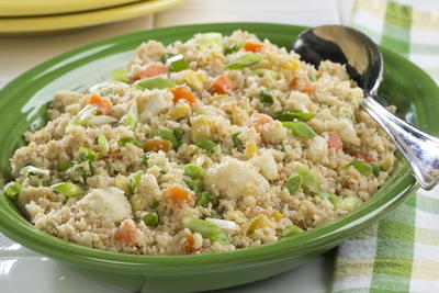 EDR Cauliflower Fried Rice