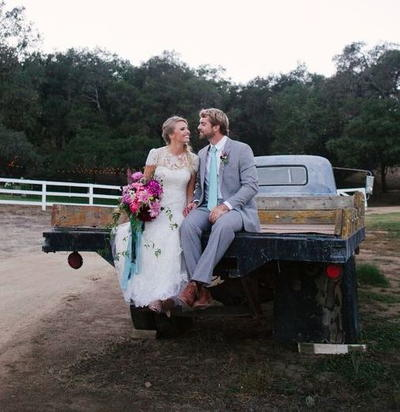 Berry Marry Rustic Ranch Wedding Theme