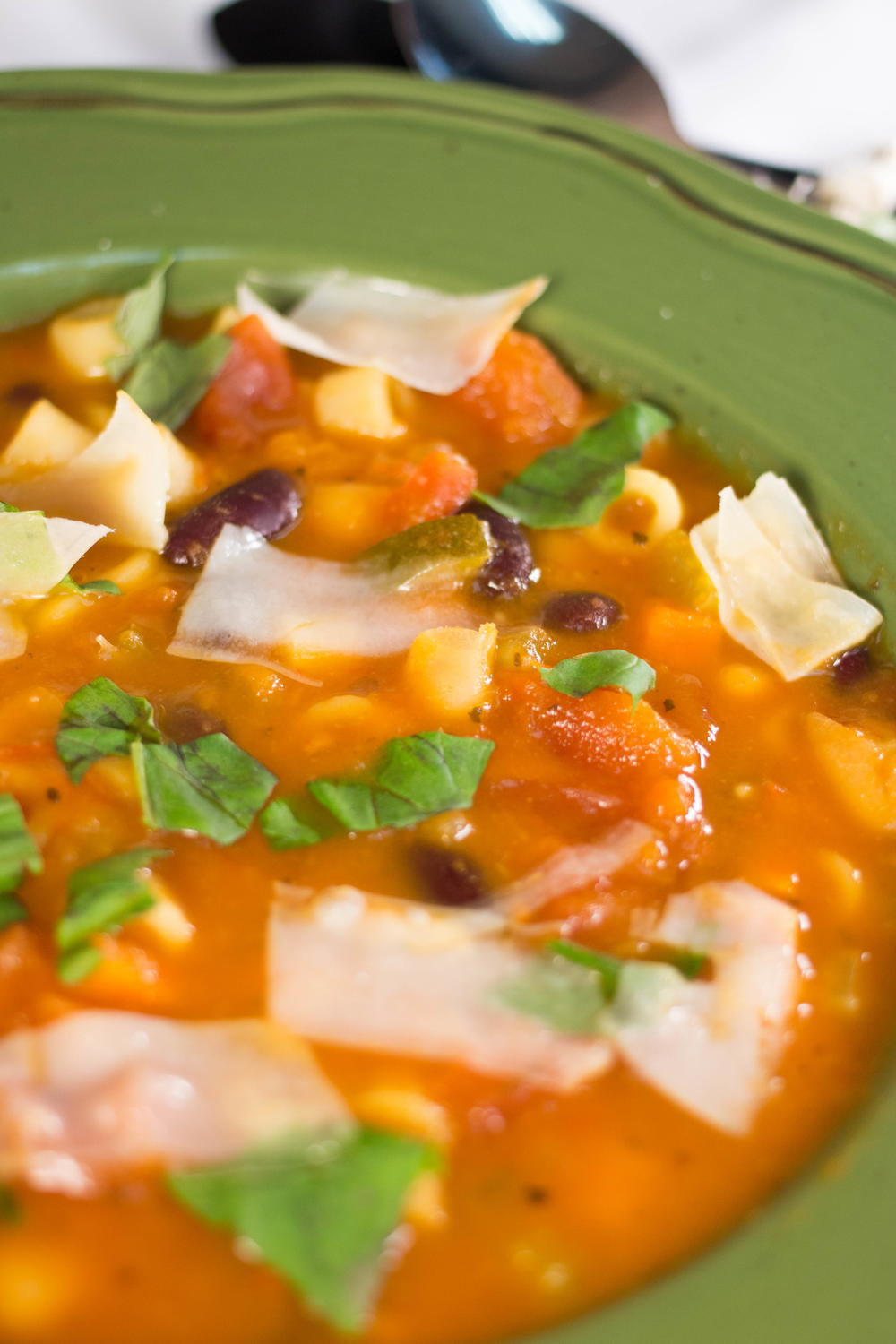 Homemade olive garden minestrone - What time does the olive garden close ...