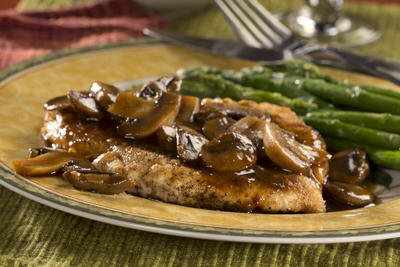 EDR Chicken Marsala