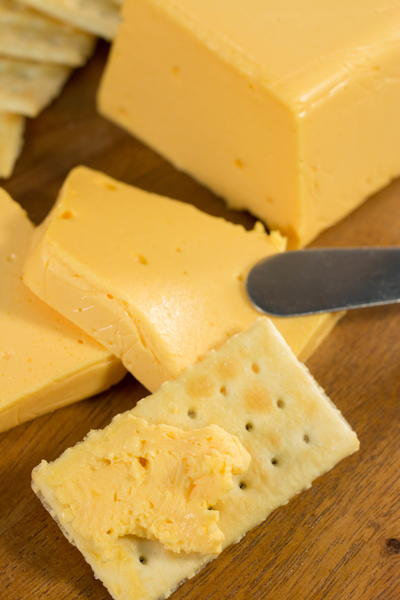 Homemade Velveeta Cheese